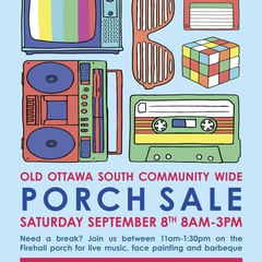 Porch Sale 2018