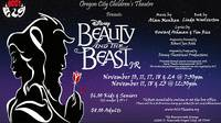 Beauty and the Beast Jr in Oregon City