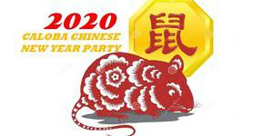 CALOBA Chinese New Year Party