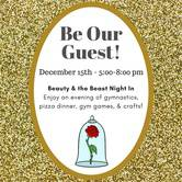 Be Our Guest - Beauty and the Beast Friday Night In
