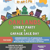 Oaklands Street Party & Garage Sale Day