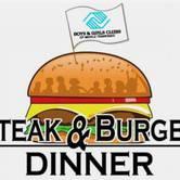 29th Annual Steak & Burger Dinner