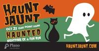 Haunt Jaunt Night Time 5K & Fun Run