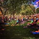 Yoga In The Park! Free yoga in Victoria park!
