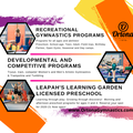 Ortona Gymnastics Club's promotion image