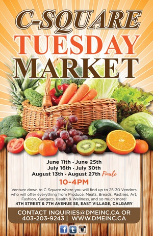 C-Square Summer Market