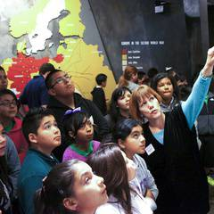 Homeschool Day at the Dallas Holocaust Museum