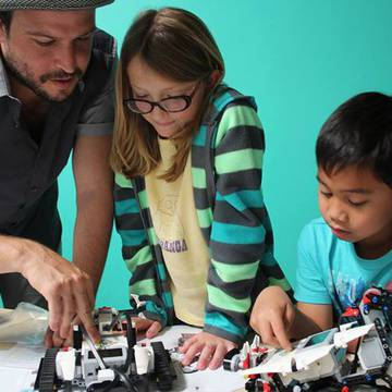 CodeREV Kids Tech Camps's promotion image
