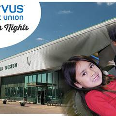 Alberta Aviation Museum Servus Free Access Night