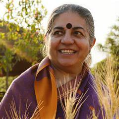 Dr. Vandana Shiva: 8th Annual Stephen H. Schneider Memorial Lecture