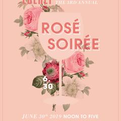 Eberly's 3rd Annual Rosé Soirée