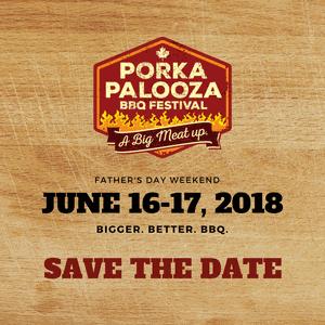 5th Annual Porkapalooza BBQ Festival
