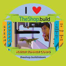 STEAM: Summer of Innovation Design & Build Camp