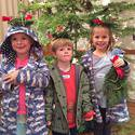 FAMILY PROGRAM: Holiday Nature Crafts