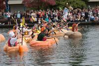 West Coast Giant Pumpkin Regatta in Tualatin