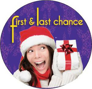 FIRST CHANCE CRISTMAS CRAFT SHOW