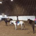 Beginner Lesson Program on Horseback