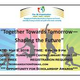 Together Towards Tomorrow - Shaping the Future