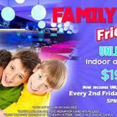 Family Fun Fridays!!