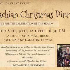 An Appalachian Christmas Dinner