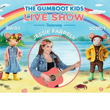 The Gumboot Kids's promotion image