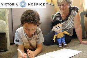Child and Youth Bereavement Day Presented by Victoria Hospice