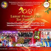 Lunar Flower Fest and Tet Festival