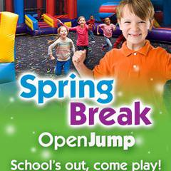 Spring Break Open Jump