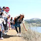 Oceans Aglow: Family Night Hike & Campfire