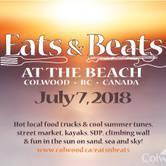 Eats & Beats at the Beach