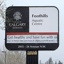 Foothills Aquatic Centre