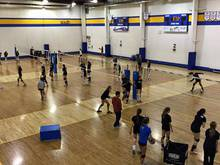 Spring Break Volleyball Camp