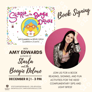 Starla and the Boogie Deluxe - Book Signing