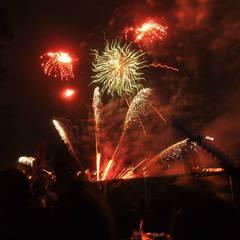 Rose Festival Opening Night & Fireworks