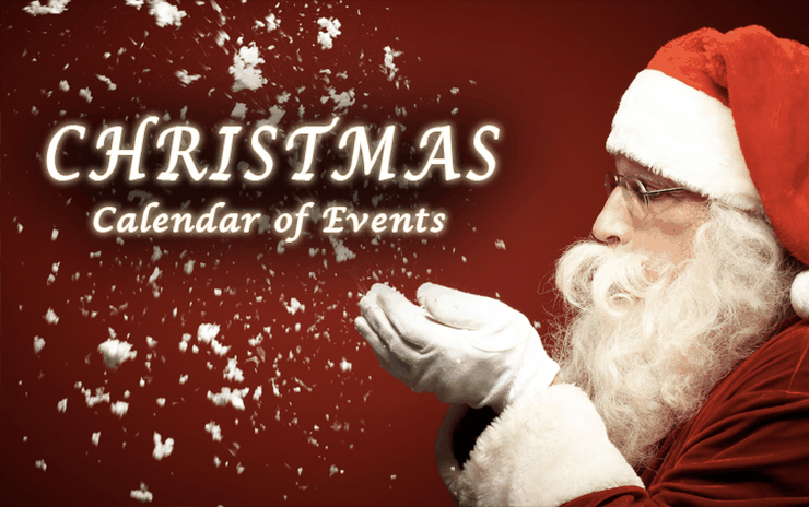 kids christmas events on the peninsula - Bay Area Christmas Events