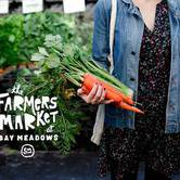 Farmers Market at Bay Meadows