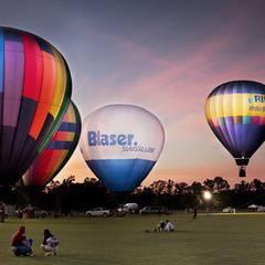 Georgetown Hot Air Balloon Festival