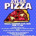 Family Dinner Night at Atlas Pizza