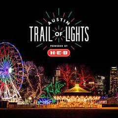 54th annual Austin Trail of Lights
