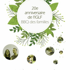 20th Anniversary Family BBQ