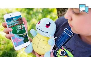 Pokémon GO or Pokémon NO?