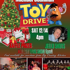Club 1220's Annual Toy Drive