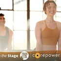 Yoga on the Stage