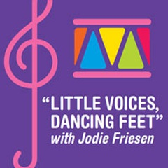 Little Voices, Dancing Feet