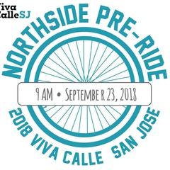 Northside Pre-Ride : Viva CalleSJ