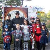 Boo Crew Costume Party