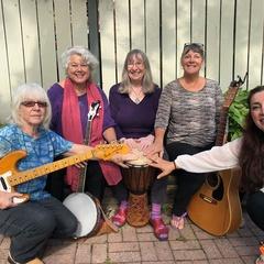 The Log Drive Café Presents Local Colour