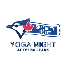 Yoga Night at the Ballpark
