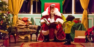 Santa's Signature Experience - Weekends