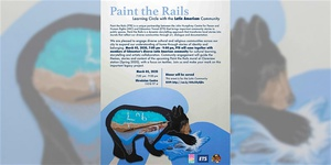 'Paint the Rails' - Learning Circle with the Latin American Community